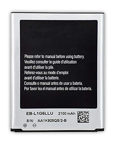 Bateria Compatible con Samsung Galaxy S3/GT-I9300/I9308/ S3 Neo i9301/ i9300i /SCH-I879 / SGH-E270 / SGH-270S/EB-L1G6LLU