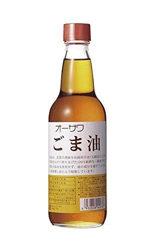 オーサワジャパン『オーサワ ごま油』