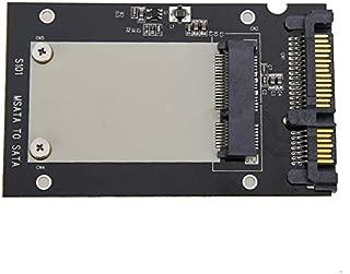 SATA III 2.5インチSSDアルミハードディスクボックスSSDアダプタカードにS101ソリッドステートドライブ転送ボックスmSATA