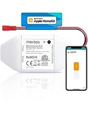 Intelligente draadloze garagedeuropener, compatibel met HomeKit, Google Assistant en SmartThings