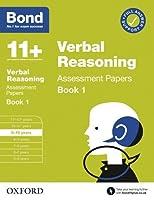 Bond 11+: Bond 11+ Verbal Reasoning Assessment Papers 9-10 years Book 1