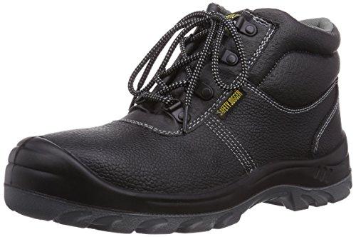 Safety Jogger Unisex-Erwachsene   Bestboy, Schwarz (Black), 46 EU