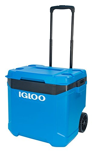 Igloo Latitude 60qt Roller Cooler