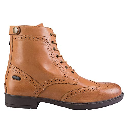 HORZE Devon Jodhpur Boots, Light Brown, 40