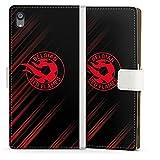 Étui Compatible avec Sony Xperia Z5 Premium Étui Folio Étui magnétique Diables Rouges Produit...