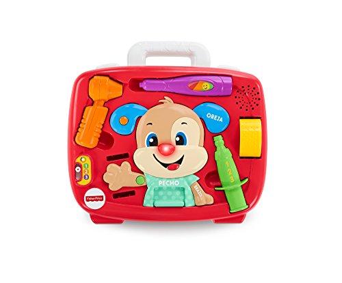 Fisher-Price Perrito pequeño doctor, juguete para bebé +1 año  (Mattel FPP99) , color/modelo surtido