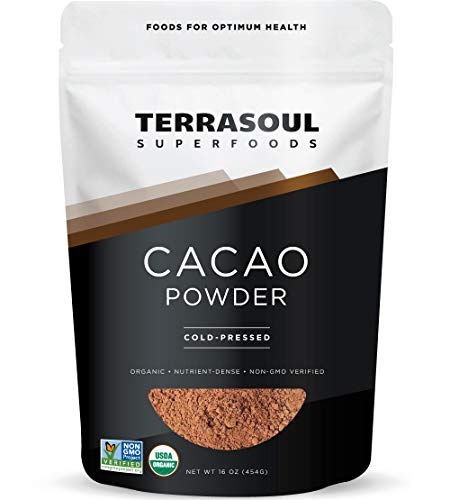 Terrasoul Superfoods Cacao Powder