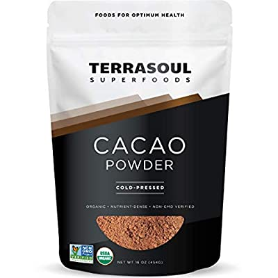 cacao powder, End of 'Related searches' list