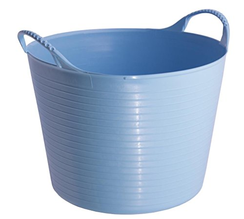 New TUBTRUGS Small 10 Tub, 3.5 Gallon, Sky Blue