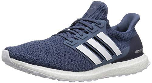 Adidas Ultra Boost W, Zapatillas de Deporte para mujer, Azul (Encre Tech Cloud White Vapour Grey), 41 EU