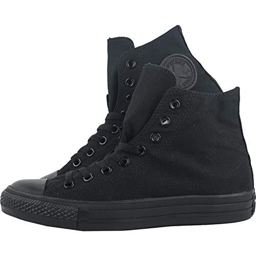 Chuck Taylor Hi Top zapatos negros M9160 para hombre 8.5