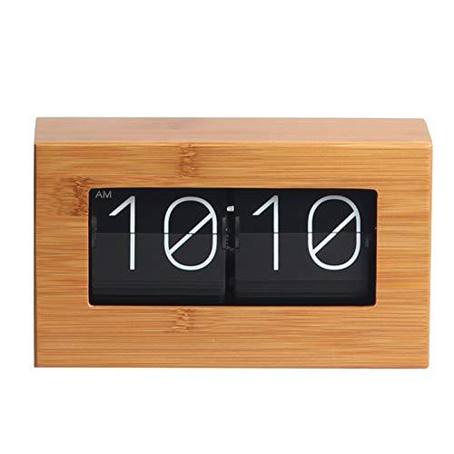 Reloj Natural de bambú