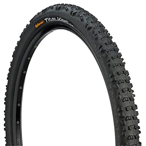 Continental Unisex– Erwachsene Trail King Fahrradreifen, schwarz, 26 X 2.40