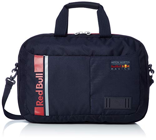 Red Bull Racing Official Teamline Shoulder Bag, Blau Unisex One Size Bag, Aston Martin Formula 1 Team Original Bekleidung & Merchandise