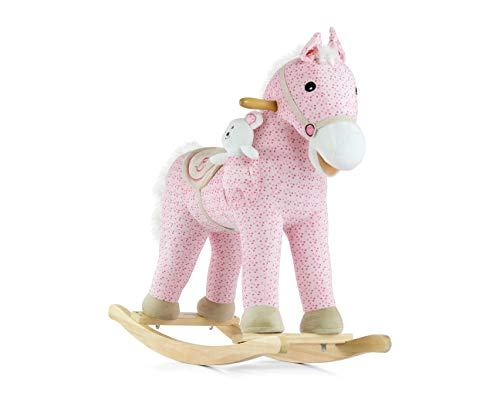 Milly Mally Pony Rocking Horse
