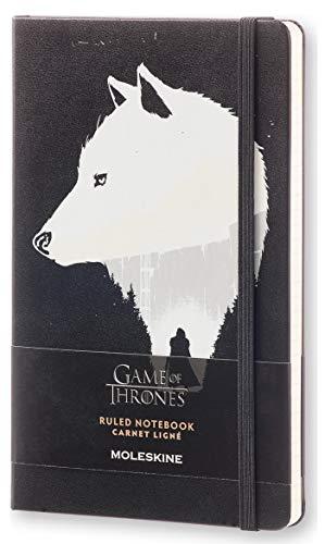 Moleskine Taccuino a Righe, Large, Edizione Limitata Game Of Thrones