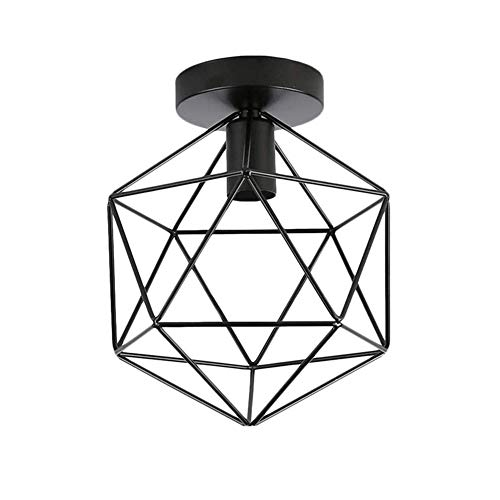 Gofeibao Lampara Techo Comedor Colgante Lamparas Techo Colgantes Lamp Shades For Ceiling Black Pendant Light Fitting Hanging Lights For Ceiling Indoor 1