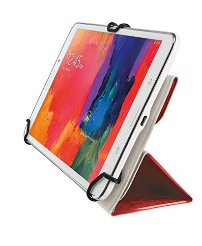 Trust Urban 21204 Aexxo Universelles Smartes Etui für 7-8 Zoll Tablet rot