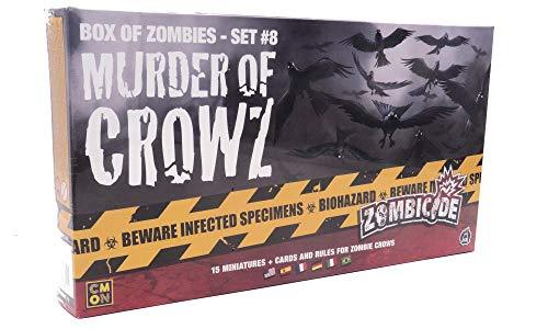 Edge Entertainment- Zombicide: Murder of crowz