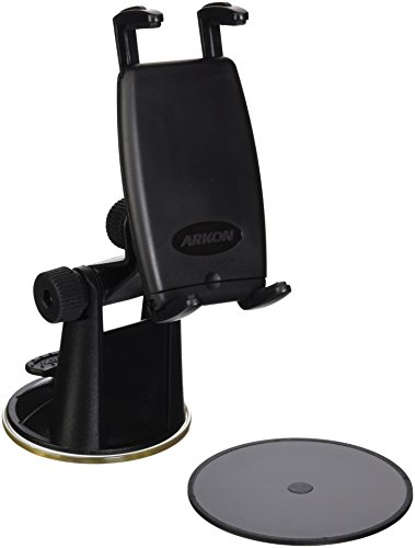 Arkon Windshield Dashboard Car Mount for Samsung Galaxy Tab 3 7.0,Kindle Fire HD/HDX 7, Google Nexus 7 and Midsize Tablets
