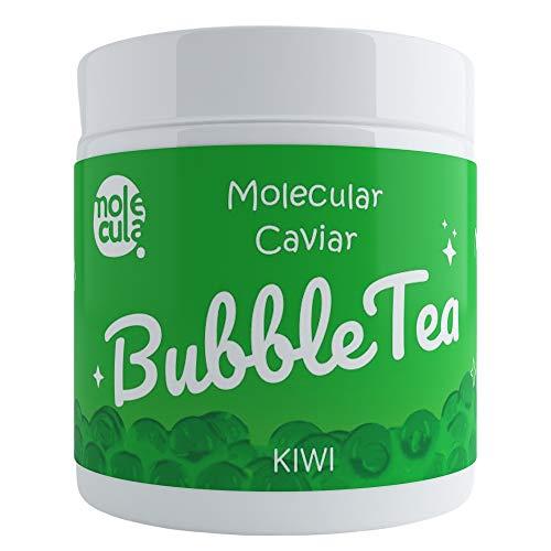 Bubble Tea ohne künstliche Farbstoffe Popping Boba Tapioca Molekularer Kaviar Kiwi Bubbles Perlen 800g
