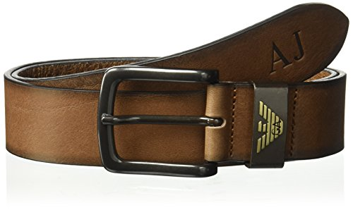 Armani Jeans Men's Leather Belt