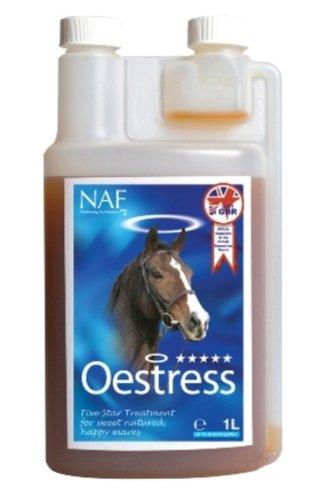 Naf Naf NAF - Five Star Oestress Horse Hormone Supplement Liquid x Size: 1 Lt