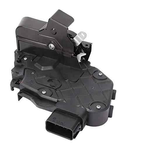 Tarente Cerradura Trasera Izquierda, Puerta Trasera Izquierda actuador de la Cerradura Fit Compatible with Land Range Rover Evoque LR011303