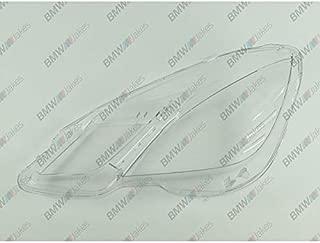 BimmerJakes Mercedes E Class W212 Pre LCI/Before Facelift 2009, 2010, 2011, 2012, 2013 Headlight Head lamp Lens Plastic Cover (Left)
