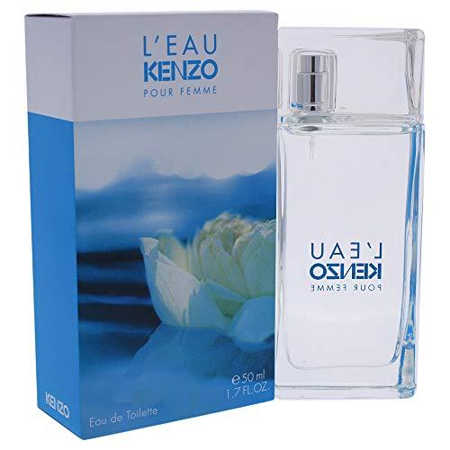 Kenzo, Agua de colonia para mujeres - 50 ml.