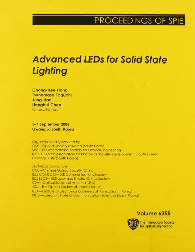 Advanced Leds for Solid State Lighting (Proceedings of SPIE)