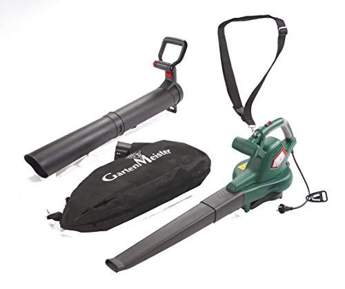 Elektrischebladblazer/bladzuiger GM3000 Pro 4-in-1