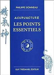 Acupuncture : Les points essentiels de Philippe Sionneau chez Guy Trédaniel