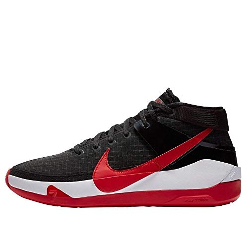 Nike Mens KD 13 Bred Basketball Shoes CI9948-002 (Numeric_9)