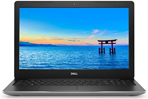 Dell Inspiron 15 3000 15.6-inch HD Anti-Glare LED Laptop - (Silver) (AMD Ryzen 3 2200U, 4 GB RAM, 128 GB SSD, Windows 10 S Home) (Renewed)
