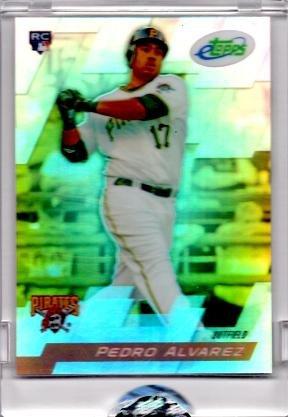 2010 Topps (eTopps) Baseball #26 Pedro Alvarez Rookie Card - Only 999 made! In hand!