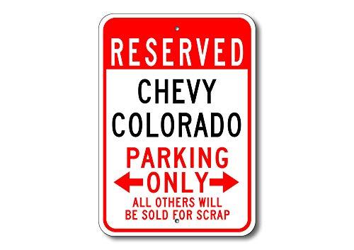 Dozili Colorado Parkschild Colorado Schild Chevy Colorado Colorado Schild Colorado Geschenk Colorado...