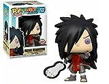 Figura Pop Anime Naruto Shippuden Madara Reanimation # 722 Figura De Acción Colección Modelo Juguetes para Niños Regalos De Cumpleaños 10Cm