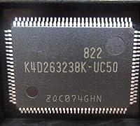 1個/ロットK4D263238K-UC50 K4D263238F-UC50 K4D263238I-UC50 QFP100