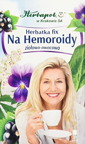 Teefix Gegen Hämorrhoiden - Tea Fix For Haemorrhoids - Herbapol