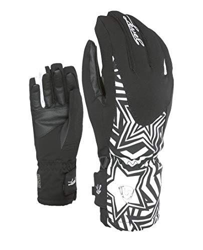 Level Alpine W Damen Handschuhe XS Ninja Black