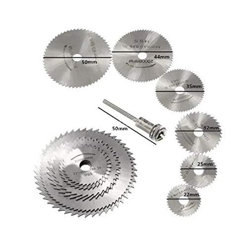 Los discos de corte de sierra circular de cuchillas rotativas Dremel Herramienta...
