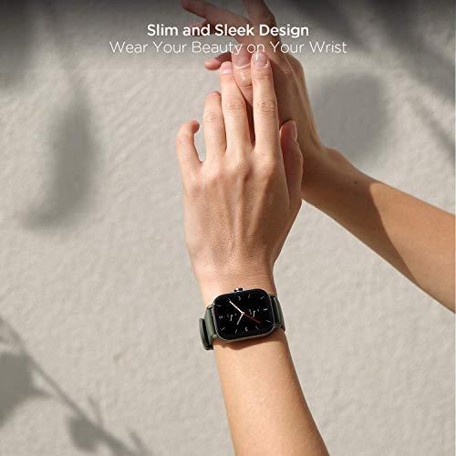 Amazfit GTS 2e Smartwatch Reloj Inteligente 90 Modos Deportivo 5 ATM Duración debatería 14 Días Medición de la saturación de oxígeno en Sangre, Verde