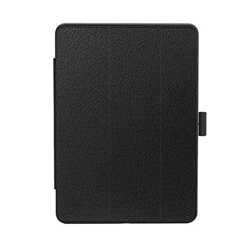 Preisvergleich Produktbild KMP GreenNu Schutzhülle / Klapphülle für iPad 9, 7 2017 / 2018 schwarz - 100% recyclebar ohne Klebstoffe Bio-basiertes Material - trennbare Komponenten