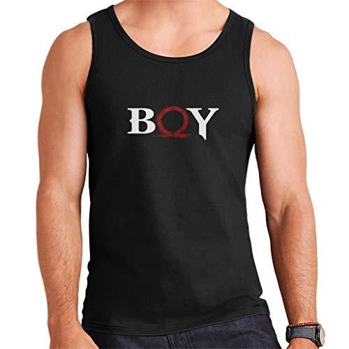 God of War Boy Men's Vest