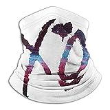 Photo de The Weeknd Masque unisexe en microfibre à haute élasticité, coupe-vent, anti-poussière