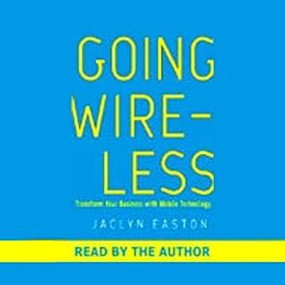 Going Wireless audiobook cover art