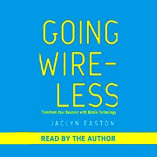 Going Wireless audiobook cover art