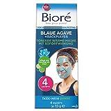 Bioré Mascarilla facial de arcilla caliente con agave azul