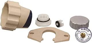 NIBCO RG5000K 95C Frost-Proof Sillcock Hardware Repair Kit, Screw, Siding Wedge, And Vacuum Breaker
